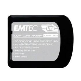 EMTEC čitač više kartica USB 3.0 - čita 76 formata kartica
