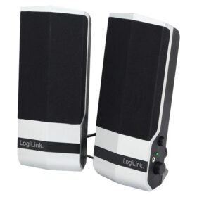 LogiLink aktivni zvučnik USB 2.0 Silver SP0026