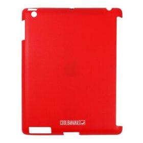 Cool Bananas silikonska zaštitna navlaka SmartShell za iPad 2,3,4 (crvena)