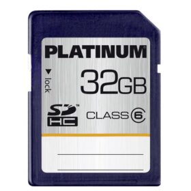 SDHC 32GB Platinum CL6 blister