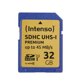 Intenso SDHC 32GB Premium CL10 UHS-I blister