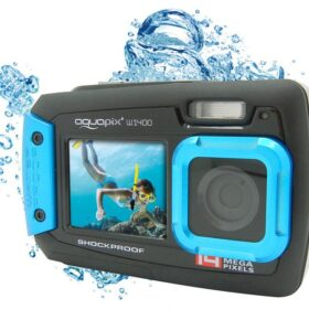 Easypix AQUAPIX W1400 Aktivna podvodna kamera (Iceblue)