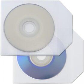 CD torbica PP s poklopcem 100 kom