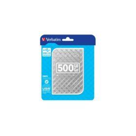 HDD 6,35 cm (2,5) USB3 500 GB Verbatim Store n Go GEN2 srebrni 53196