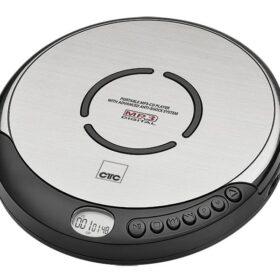 CTC prijenosni CD-uređaj CDP 7001 crni