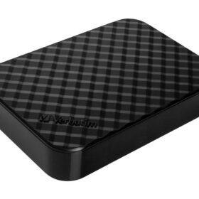 HDD 8,89 cm (3,5) USB3 4TB VERBATIM Store n Spremi GEN 2 47685