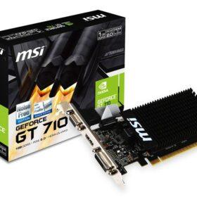 Grafička kartica MSI GeForce GT710 1GD3H LP 1GB V809-1899R