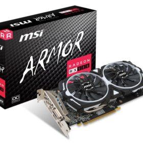 Grafička kartica MSI Radeon RX580 ARMOR 8G OC V341-064R