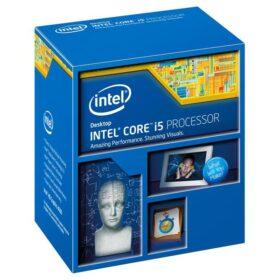 CPU Intel Core i5 4460 do 3,4 GHz BX80646I54460