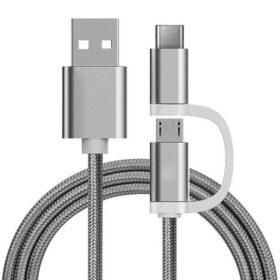 Reekin 2 u 1 kabel za punjenje (USB Microamp