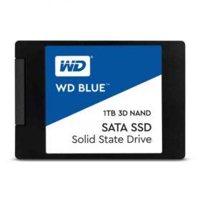 SSD 1TB WD plavi 2,5 (6,3 cm) SATAIII 3D 7 mm intern bulk WDS100T2B0A