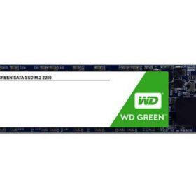 SSD 120 GB WD zeleni M.2 (2280) SATAIII 3D 7 mm interni bulk WDS120G2G0B