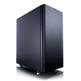 Fractal Design Define C Tower Crna kućište računala FD-CA-DEF-C-BK