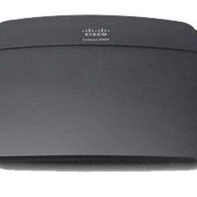 Linksys E900 N300 Bežični WLAN-usmjerivač Wireless-N E900-EU
