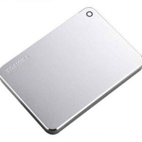 HDD vanjski Toshiba Canvio Premium 2TB srebrni metalik HDTW220ES3AA