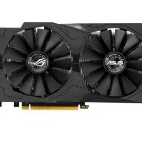 ASUS STRIX-GTX1050TI-4G-GAMING GeForce GTX 1050 Ti 4GB GDDR5 90YV0A31-M0NA00