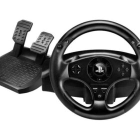ThrustMaster T80 Volan + Pedale Playstation 3 - PlayStation 4 Crna 4160598