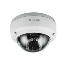 D-Link Full HD PoE kupolasta kamera - mrežna kamera - 3 MP DCS-4603
