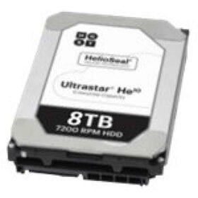 Hitachi Ultrastar He10 HUH721008ALE600 - Festplatte - 8 TB - pripravnik - 3,5