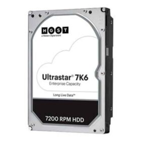 Hitachi Ultrastar 7K6 4TB SAS 512e - Hdd - Serijski priključeni SCSI (SAS) 0B36048