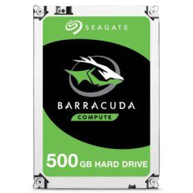 Seagate Barracuda 500 GB Serial ATA III interni tvrdi disk ST500DM009