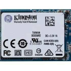 Kingston UV500 SSD 120 GB mSATA 120 GB mSATA Serijski ATA III SUV500MS / 120G
