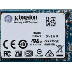 Kingston UV500 SSD 480 GB mSATA Serial ATA III SUV500MS / 480G