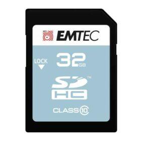 EMTEC SDHC 32GB KLASIČNI RAZRED 10 blister