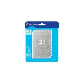 HDD 2.5 USB3 2TB Verbatim Store n Go GEN2 srebrni 53198