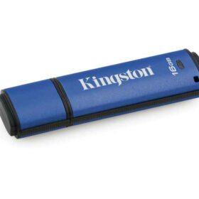 Kingston FLASH DTVP30 / 16GB DataTraveler Vault Privacy 3.0 16GB USB3.0