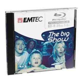 EMTEC BD-RE 25GB 1-2x Nakit Kutija jednokratna