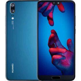 Huawei P20 Dual Sim plava - pametni telefon - 128 GB 51092FGM