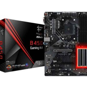 ASRock B450 Gaming K4 AM4 ATX D-Sub / HDMI / DP DDR4 u prodaji 90-MXB8A0-A0UAYZ