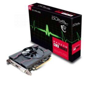 Sapphire RADEON Pulse RX 550 - Grafička kartica - PCI 4.096 MB GDDR5 11268-01-20G