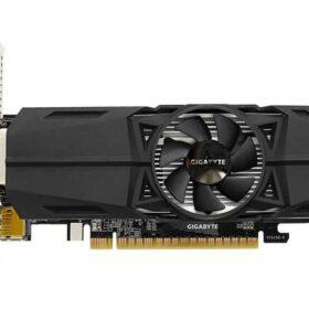 Gigabyte OC niskoprofilni 4G GeForce GTX 1050 Ti 4GB GDDR5 GV-N105TOC-4GL