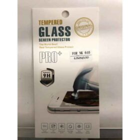 Display Glass 9H GLASS PRO + za Lumia 640 (0,3 mm / 2,5D) NA MALO