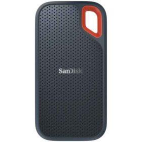 SanDisk Extreme 2TB siva - narančasta SDSSDE60-2T00-G25