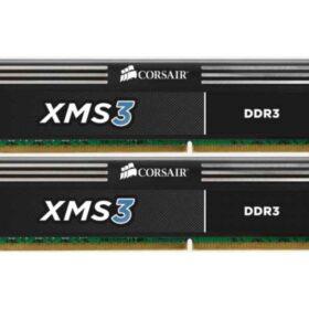 Corsair 16 GB (2x 8 GB) DDR3 XMS memorijski modul 1333 MHz CMX16GX3M2A1333C9
