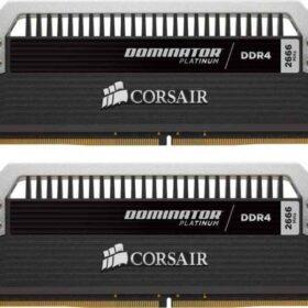 Corsair Dominator Platinum 32 GB DDR4-3000 CMD32GX4M2B3000C15
