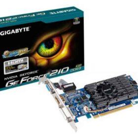 Gigabyte grafička kartica GeForce 210 1GB GDDR3 GV-N210D3-1GI