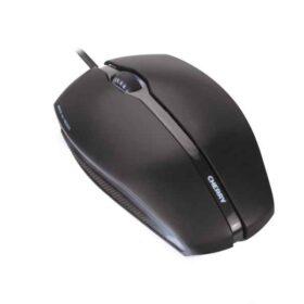 Cherry Gentix osvijetljeni miševi USB optički 1000 DPI crni JM-0300