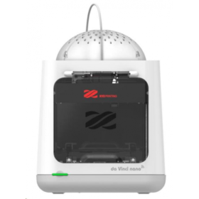 XYZprinting 3D-Drucker Da Vinci Nano bijeli 2 kabel za napajanje 3FNAWXEU00G