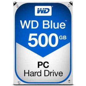 WD HD3.5 SATA3 500 GB WD5000AZRZ / 5,4k plava (Di) - WD5000AZRZ