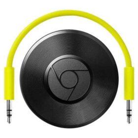 Google Chromecast Audio Digital Media Streamer GA3A00155-A24-Z01