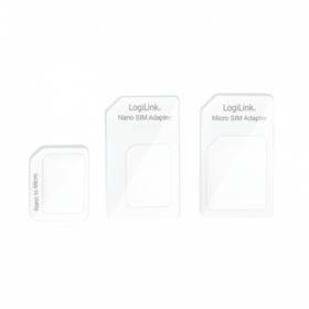 Dvostruki adapter za SIM karticu Logilink (AA0047)
