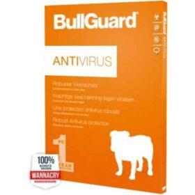 BullGuard Antivirus 2018 Windows Maloprodaja 1 računalo 1 godina BG1852