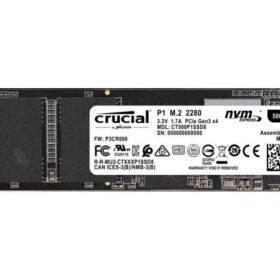 Presudan SSD 500 GB P1 PCIe M.2 CT500P1SSD8