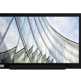 AOC 39,6 cm (15,6) 169 DVI + USB srebrna / crna I1601FWUX
