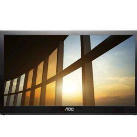 AOC 39,6 cm (15,6) 169 USB IPS 5ms crna I1659FWUX