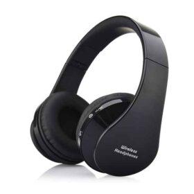 Bluetooth bežične slušalice, sklopive, mobilne / PC / PS4 / XBOX (crne, FA-811)